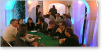animations poker avec Molitor Consult